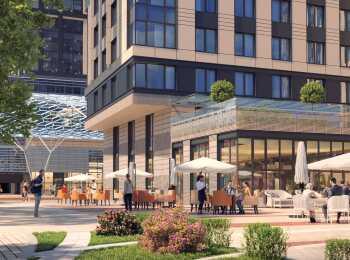 Проект предполагает создание полноценнной внутренней инфраструктуры для жителей